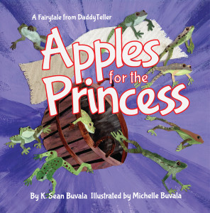 apples for the princess bok cover